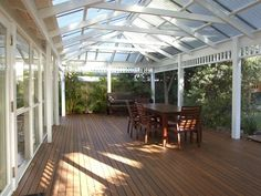 Patio Living photo gallery   Steel Patios, decks, pergolas, verandahs in Perth WA