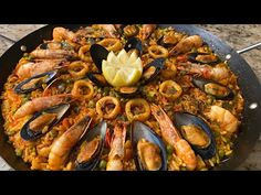 No Bake Desserts, Dessert Recipes, Fish Dishes, Paella, Food And Drink, The Creator, Baking, Ramadan, Ethnic Recipes