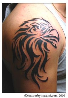 arm and back tribal tattoos | Japanese Tribal Arm Tattoo Design Back Japanese Tribal Tattoo With ...