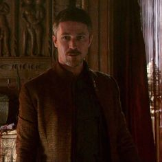 Aidan Gillen as Petyr Baelish, Game of Thrones.
