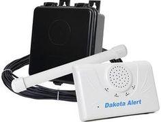 Dakota Alert DCPA-2500 Wireless Driveway Probe Alert