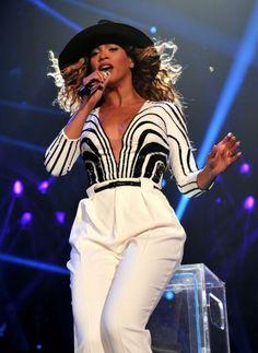 Beyoncé terá figurinos inéditos by Gucci em sua turnê latino americana! Vem ver mais no site!