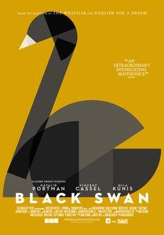 Amsterdam Film Week by Dennis de Groot in Showcase of Minimal Movie Posters #3