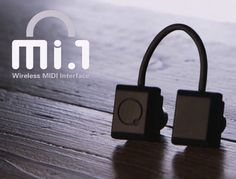 DeveloperSebastian Dittmann (Audiobus) lets us know about a new gadget that adds Bluetooth Wireless MIDI support to your electronicmusic gear, themi.1. In other words, attach these onto the back...