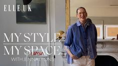 My Style, My Space | Fashion Designer Jenna Lyons Walks Us Through Her N... Solange Knowles Wedding, Sleek Back Hair, Space Fashion, Fashion Design, Interior Design Videos, Jenna Lyons, My Ex Girlfriend, Mums The Word, Hair Fixing