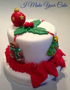 White Christmas ~ all edible