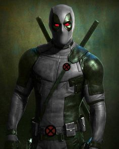 Xforce deadpool by Deadpool Art, Deadpool Funny, Deadpool Movie, Dc Comics Art, Marvel Dc Comics, Geeks, Spiderman Venom, Deadpool Wallpaper, Superman