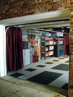 Marvelous Check Out These Out Of The Ordinary Garage Transformations From DIY  Networku0027s Garage