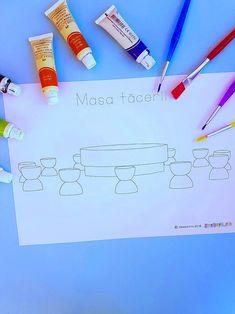 Zmeișorii | Materiale educaționale | Idei și resurse| Ateliere | Colorează cu Brâncuși- Colorează Masa tăcerii Constantin Brancusi, Kids Education, Children, Wallpaper, Atelier, Rome, Boys, Kids, Wallpapers