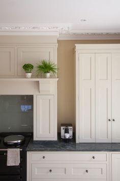 Classically styled bespoke kitchen | Bespoke Kitchens | Woodstock Furniture