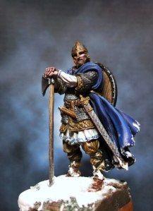 viking raider -(Viking Blog elDrakkar.blogspot.com)