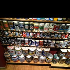 Foreign Beer Cans ....view 2