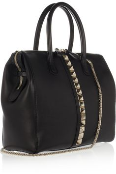 Valentino | Studded leather tote