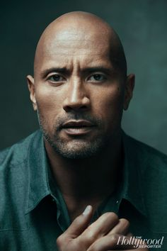 Exclusive Portraits of 'Hercules' Star Dwayne 'The Rock' Johnson (Photos)