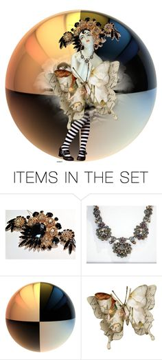 """""""Cocoon"""" by pattysporcelainetc ❤ liked on Polyvore featuring art, vintage and country"""
