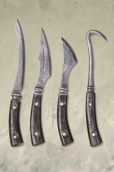 Salerno Surgical Instruments - LARP Safe Foam, LARP Inn. There's a matching bone saw too on the same site