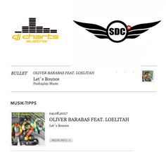 """Austria and Swiss DJs already like my #MelbourneBounce track """"Let's Bounce"""" http://bit.ly/p2p029. What about you?  #dca #sdc #charts #bullet"""
