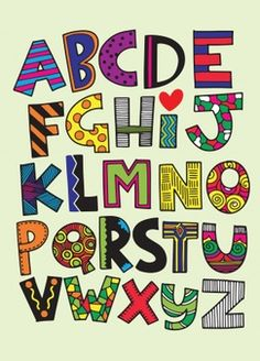 Alphabet vector Vectors, Photos and PSD files | Free Download