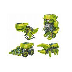 Kit Juguete Educativo Robot Solar Dinosaurio Transformer 4×1 – #Cebekit | Mundoikos Robot, Transformers 4, Solar, Kit, Toys, Html, Educational Games, Educational Toys, Garage Tools