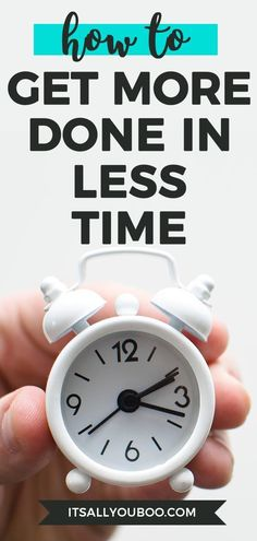How to Increase Your Productivity with Minimalism Are you tired of feeling like you just dont have enough time Start getting more done in less time with minimalism Click. Productivity Quotes, Increase Productivity, How To Become, How To Make Money, Productive Things To Do, Time Management Skills, How To Stop Procrastinating, Getting Things Done, Have Time