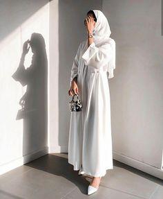 Stylish Hijab, Modest Fashion Hijab, Modern Hijab Fashion, Street Hijab Fashion, Modesty Fashion, Hijab Fashion Inspiration, Islamic Fashion, Abaya Fashion, Muslim Fashion