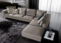 OrangeSkin is a leading source for modern and contemporary furniture in Chicago. Sofa Furniture, Sofa Chair, Sofa Set, Sectional Sofa, Furniture Design, Living Room Plan, Living Room Designs, Sofa Cumbed Design, Interior Design