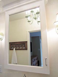 The Friendly Home -- towel hooks