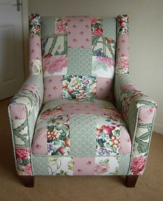 Patchwork Chair At Hobby Lobby So Cute Furniture