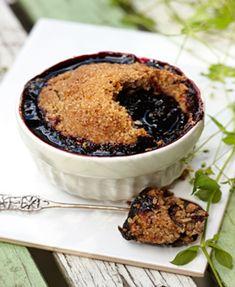 Kesän herkku on mustikkakukko Finnish Cuisine, Yams, Different Recipes, International Recipes, Healthy Baking, Let Them Eat Cake, Food Inspiration, Blueberry, Bakery