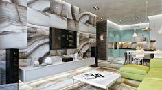 Thiết kế nội thất: Mẫu nội thất cho căn hộ chung cư thêm đẹp