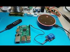 IOT  DIY Home Automation with Alexa | Raspberry Pi3 | Tutorial # 3 - YouTube