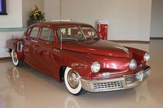 #1050 1948 Tucker Torpedo 48