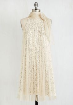 Time and Grace Dress in Champagne. The time and place have been chosen, and now its up to you to find the best dress for the occasion! #tan #prom #modcloth