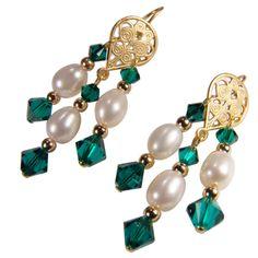 Drop Earrings, Jewelry, Fashion, String Of Pearls, Wristlets, Schmuck, Moda, Jewlery, Jewerly