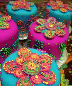 bohemian cakes