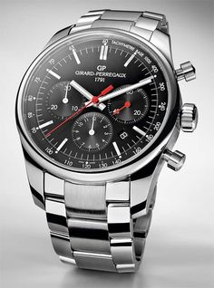 """236a52d5257 2016 Shows New Promise for Girard-Perregaux – A Look at the """"Collection  Competizione"""" Circuito and Stradale Watches"""