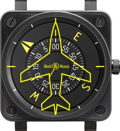 Bell & Ross Unveils Next Gen Pilot Watches at BaselWorld 2013 | ATimelyPerspective