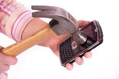 Repair your broken Black Berry mobile.
