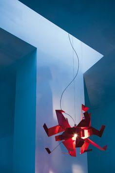 Glow Square  Design E. Franzolini & V. Garcia Jimenez