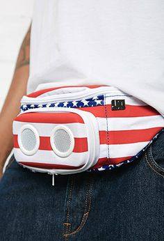 ammyPack Freedom Ringer Fanny Pack | Forever 21 - I want to buy this for everyone i know