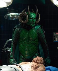 The Green Meanie in 2x02! #sq #ScreamQueens