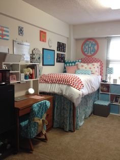 Freshman Dorm Room: University of South Carolina