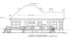 Plan #140-133 - Houseplans.com