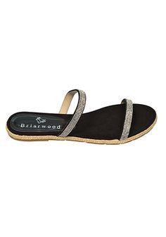 Briarwood Ava Black Sandal