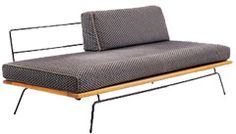day-bed history. 1920 - 1950