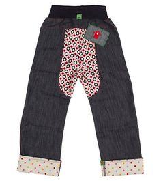 Half A Minute Chubba Jean - Big http://www.oishi-m.com/collections/all/products/half-a-minute-chubba-jean-big
