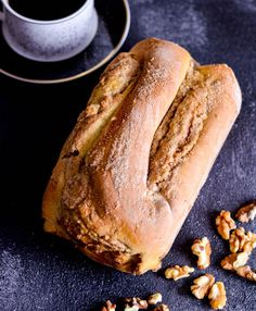 The ultimate blender cookbook fast healthy recipes for every meal make this walnut cinnamon swirl bread recipe in your vitamix forumfinder Choice Image