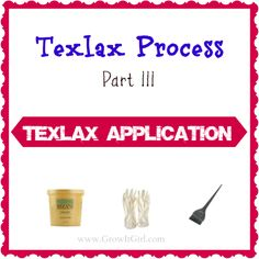 Texlax Process Part III: Texlax Application Step by step process on mixing and applying texlaxer - relaxer. Tips for relaxed hair too. Best Picture For DIY Hair Care Healthy Relaxed Hair, Healthy Hair Tips, Texturized Black Hair, Balage Hair, Girl Hair, Diy Hair Care, Black Hair Care, Hair Regimen, Hair Blog