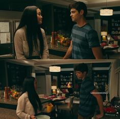 Look at em! I looovveee them so much together. I can't thank Lana and Noah enough for giving such a wonderful performance Lara Jean, Movie Couples, Cute Couples, Movies Showing, Movies And Tv Shows, Jenny Han Books, Love Is Scary, Jean Peters, Boyfriend Goals