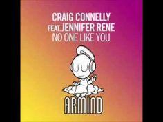 Craig Connelly feat. Jennifer Rene - No One Like You (Lyric Video) - YouTube